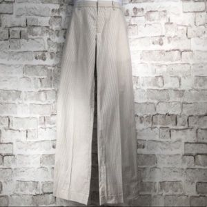 Theory Striped Men's Trousers Chinos Pants